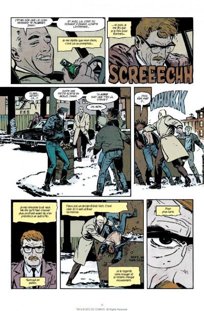 Page 6 batman  ; année 1 ; pack promo DVD + BluRay ; tirage limité