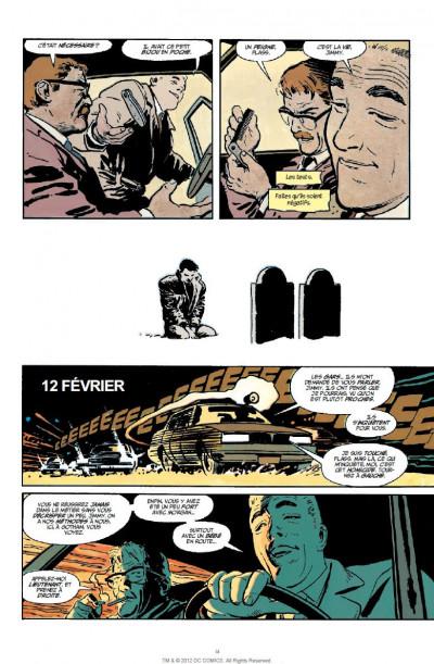 Page 7 batman  ; année 1 ; pack promo DVD + BluRay ; tirage limité