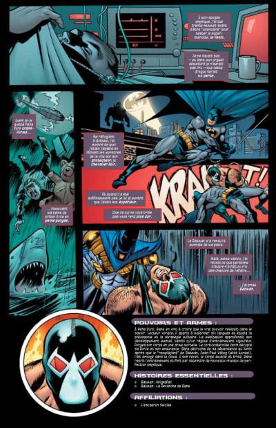 Page 2 batman contre bane ; la revanche de Bane