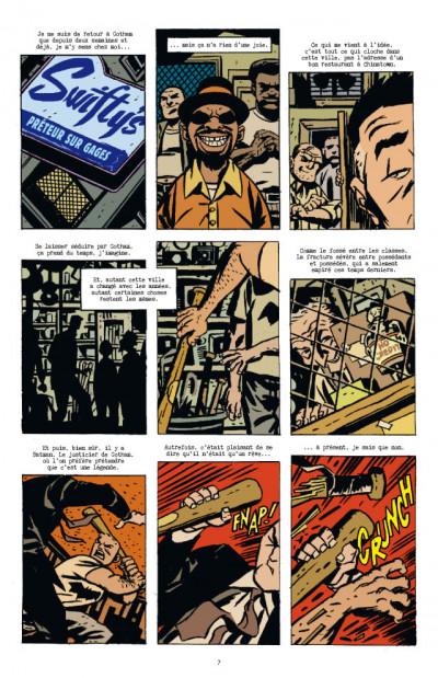 Page 1 Ed Brubaker présente catwoman tome 1