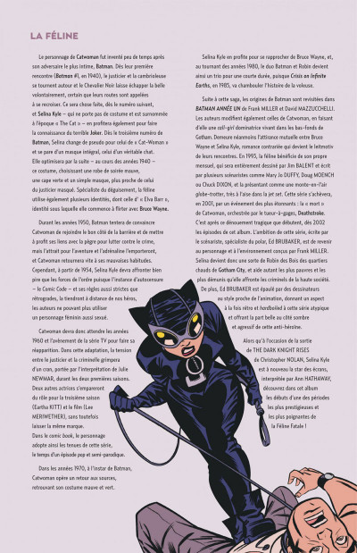 Page 4 Ed Brubaker présente catwoman tome 1