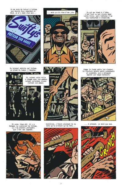 Page 7 Ed Brubaker présente catwoman tome 1