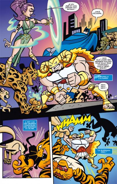 Page 2 Batman - l'alliance des héros tome 2 - le sourire du Joker