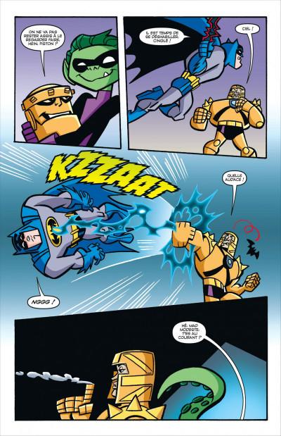 Page 1 Batman - l'alliance des héros tome 2 - le sourire du Joker