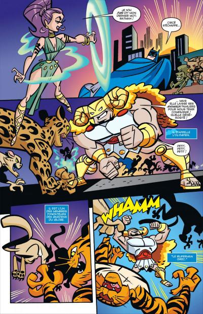 Page 5 Batman - l'alliance des héros tome 2 - le sourire du Joker