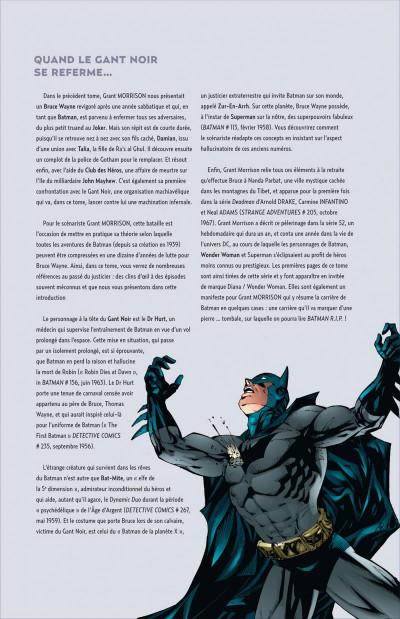 Page 4 grant morrison présente batman tome 2 - Batman RIP
