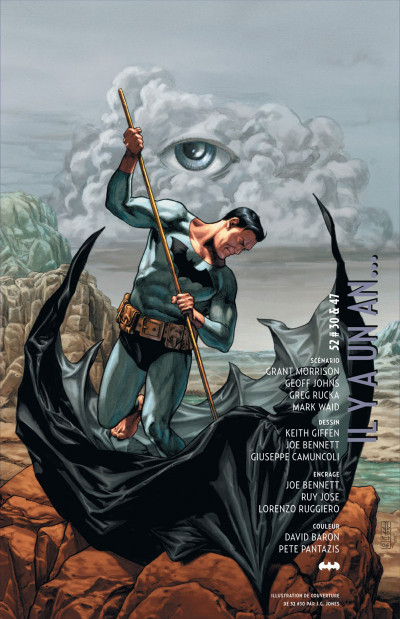 Page 8 grant morrison présente batman tome 2 - Batman RIP