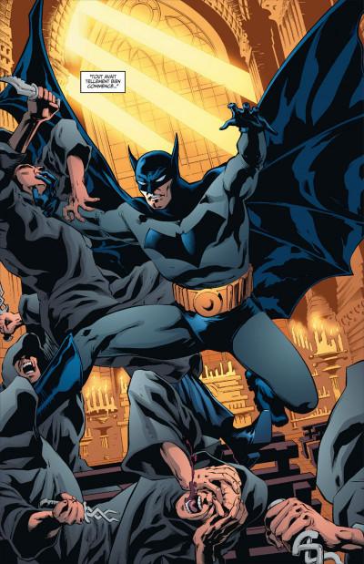Page 9 grant morrison présente batman tome 2 - Batman RIP