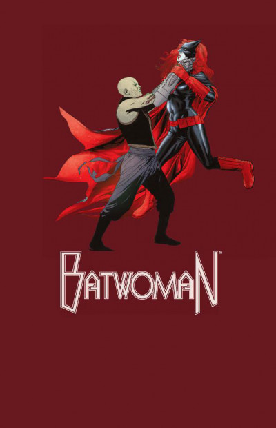 Page 1 batwoman tome 1 - hydrologie