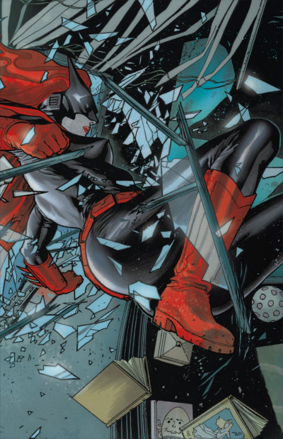 Page 2 batwoman tome 1 - hydrologie