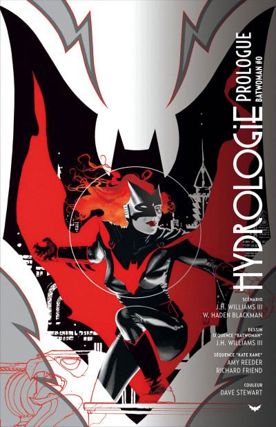 Page 4 batwoman tome 1 - hydrologie