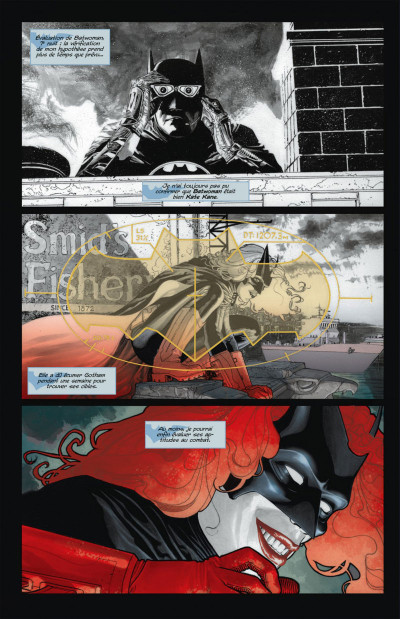 Page 5 batwoman tome 1 - hydrologie