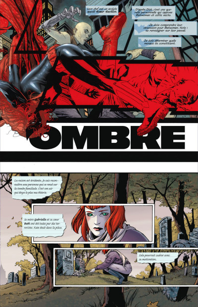 Page 7 batwoman tome 1 - hydrologie