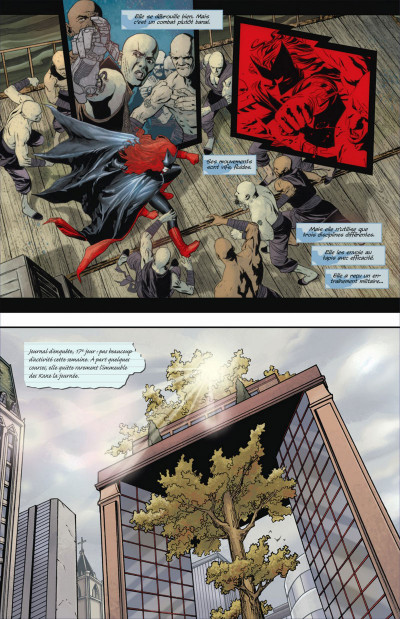 Page 8 batwoman tome 1 - hydrologie