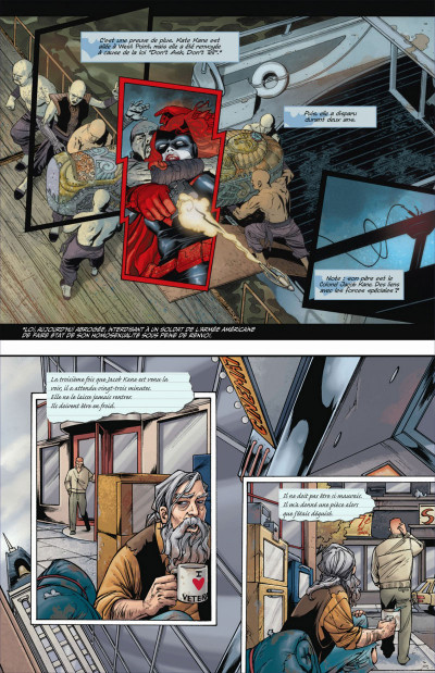 Page 9 batwoman tome 1 - hydrologie