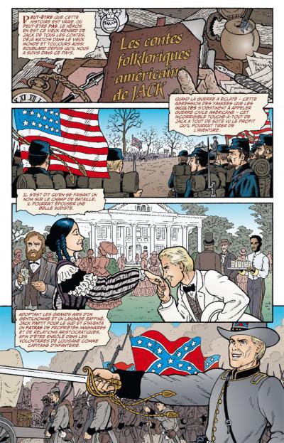 Page 1 Fables tome 3 - romance (cartonné)