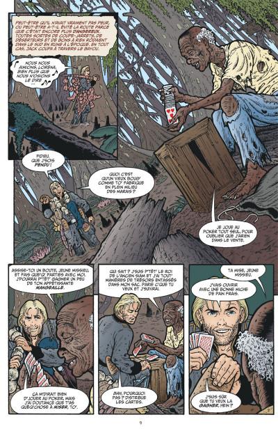 Page 9 Fables tome 3 - romance (cartonné)