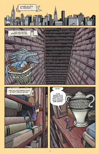 Page 5 Fables tome 4 (cartonné)