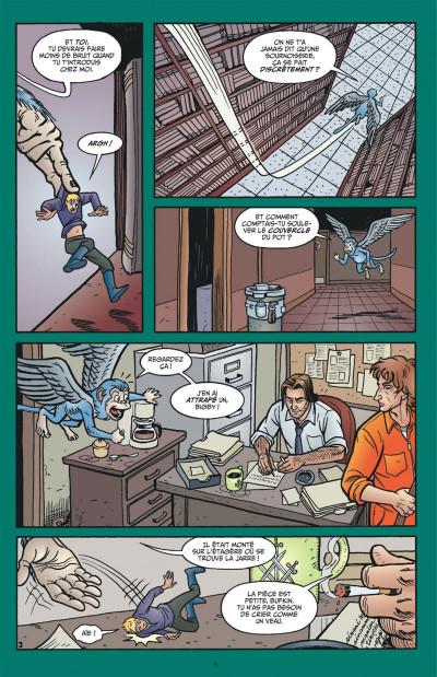Page 6 Fables tome 4 (cartonné)