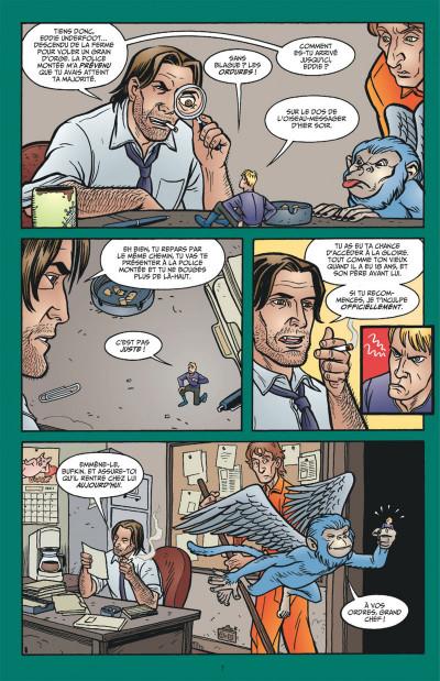 Page 7 Fables tome 4 (cartonné)