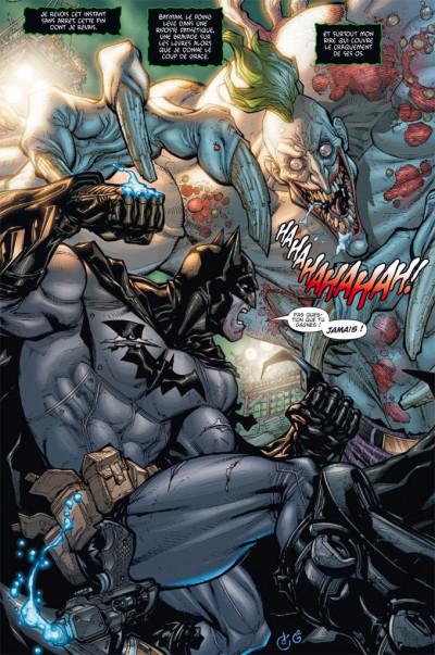 Page 1 batman ; arkham city + jeu vidéo PC