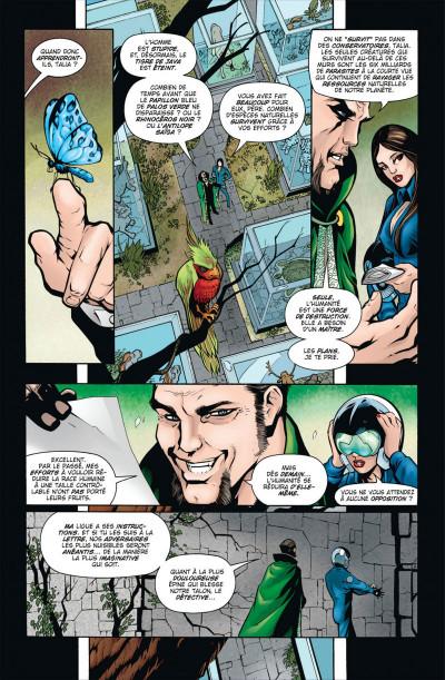 Page 6 JLA ; la tour de babel +DVD et bluray