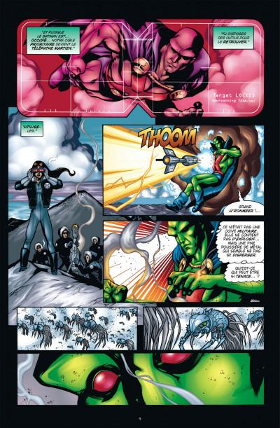 Page 9 JLA ; la tour de babel +DVD et bluray