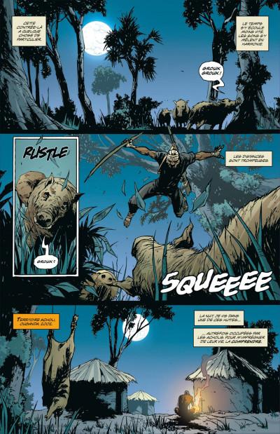 Page 5 Soldat inconnu tome 2 - meutre pieux