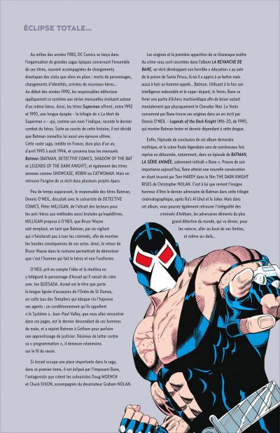 Page 4 Batman knightfall tome 1