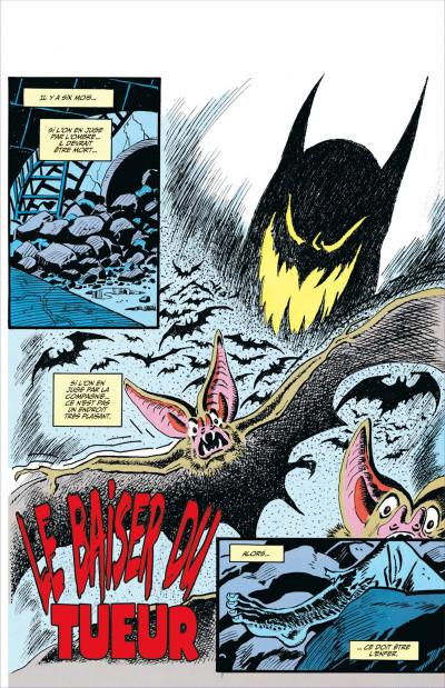 Page 7 Batman knightfall tome 1
