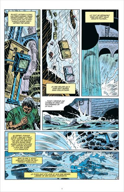 Page 8 Batman knightfall tome 1