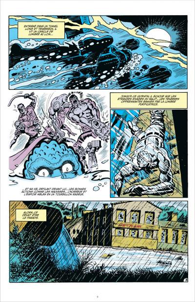 Page 9 Batman knightfall tome 1