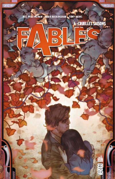 Couverture Fables tome 6 (cartonné)