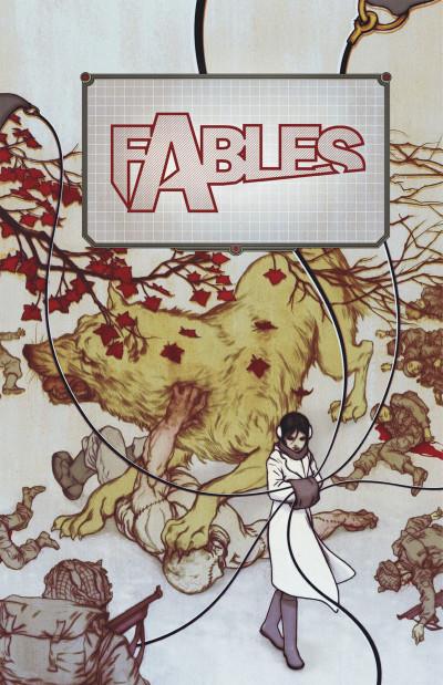 Page 3 Fables tome 6 (cartonné)