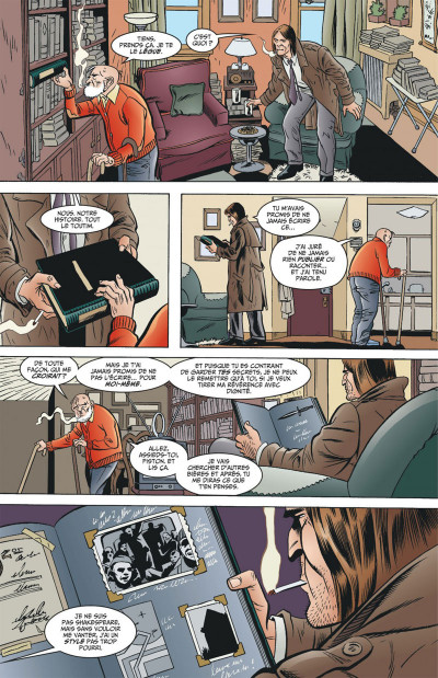 Page 7 Fables tome 6 (cartonné)