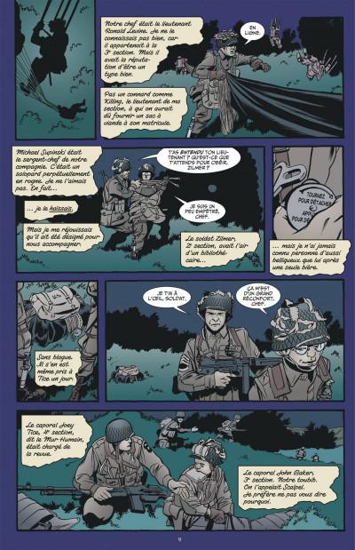 Page 9 Fables tome 6 (cartonné)