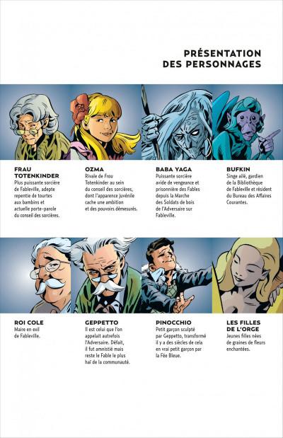Page 4 fables tome 17 - sorcières (souple)
