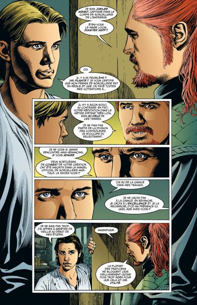 Page 9 fables tome 17 - sorcières (souple)