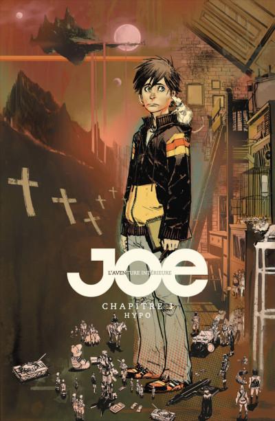 Page 1 Joe, l'aventure intérieure