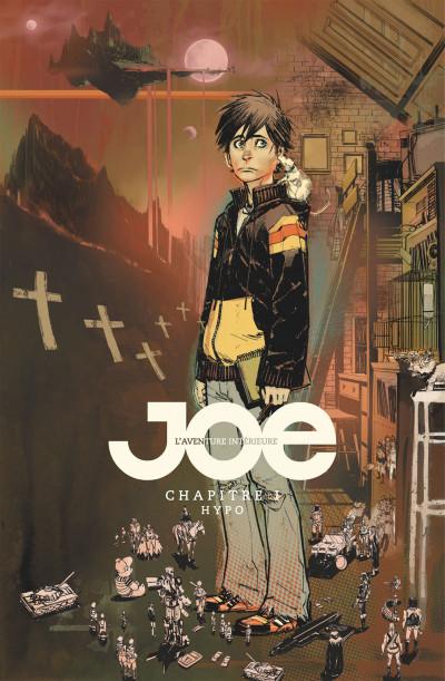Page 6 Joe, l'aventure intérieure