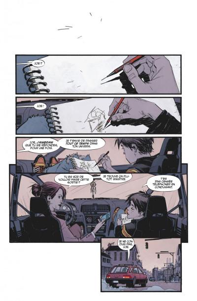 Page 7 Joe, l'aventure intérieure