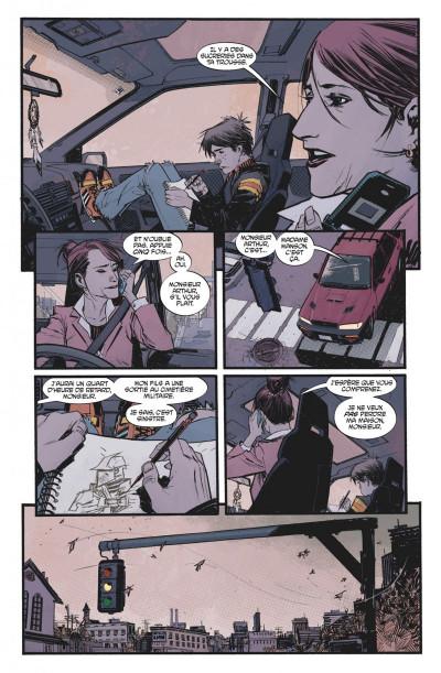 Page 8 Joe, l'aventure intérieure