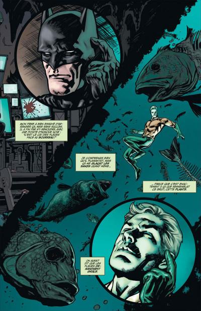 Page 9 swamp thing tome 1 - de sève et de sang