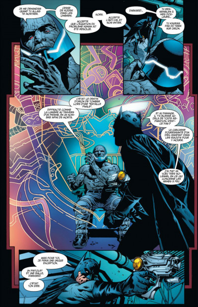 Page 1 Grant Morrison présente Batman tome 3
