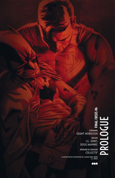 Page 6 Grant Morrison présente Batman tome 3