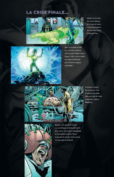 Page 7 Grant Morrison présente Batman tome 3
