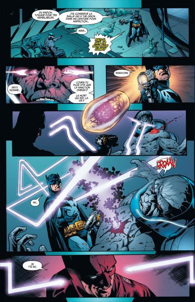 Page 9 Grant Morrison présente Batman tome 3