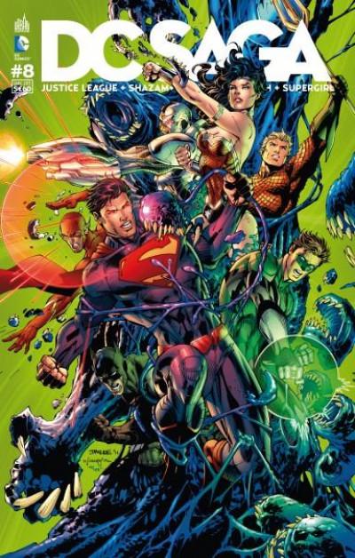 Couverture DC Saga tome 8