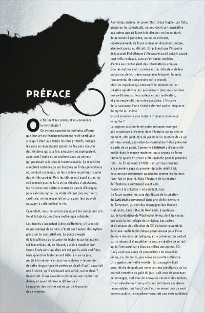 Page 6 Sandman tome 1