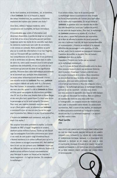 Page 7 Sandman tome 1